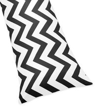 Chevron Body Pillow Case