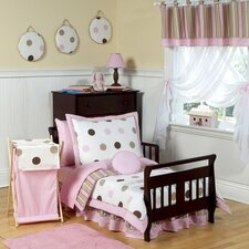 Mod Dots Toddler Bedding Collection