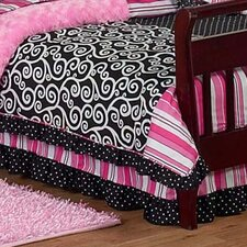 Madison Toddler Bed Skirt