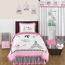 Paris 4 Piece Twin Bedding Set