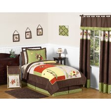 Turtle 3 Piece Full/Queen Bedding Set