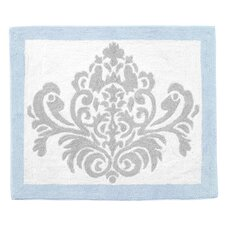 Avery Blue and Gray Rug