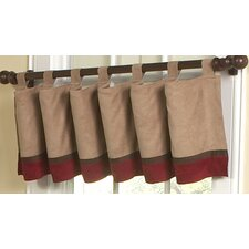 <strong>Sweet Jojo Designs</strong> All Star Sports Curtain Valance