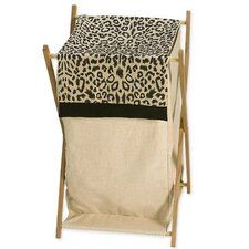 <strong>Sweet Jojo Designs</strong> Animal Safari Laundry Hamper