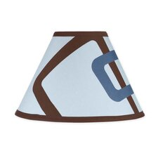 Geo Blue Collection Lamp Shade