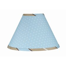 <strong>Sweet Jojo Designs</strong> Mod Dots Blue Collection Lamp Shade