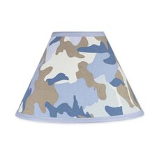 <strong>Sweet Jojo Designs</strong> Camo Blue Collection Lamp Shade