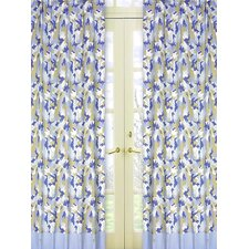 Camo Cotton Curtain Panel (Set of 2)