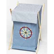 <strong>Sweet Jojo Designs</strong> Come Sail Away Laundry Hamper