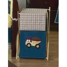 <strong>Sweet Jojo Designs</strong> Construction Laundry Hamper