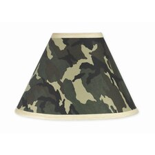 <strong>Sweet Jojo Designs</strong> Camo Green Collection Lamp Shade