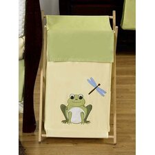 <strong>Sweet Jojo Designs</strong> Leap Frog Laundry Hamper
