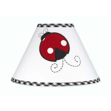 <strong>Sweet Jojo Designs</strong> Little Ladybug Collection Lamp Shade