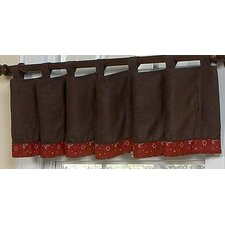 Wild West Cowboy Cotton Curtain Valance