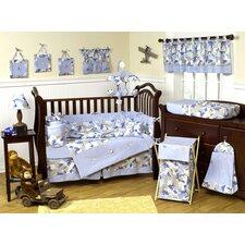 Camo 9 Piece Crib Bedding Collection