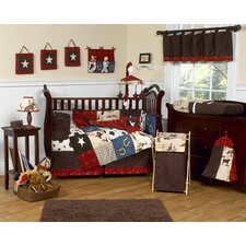 Wild West Cowboy Crib Bedding Collection