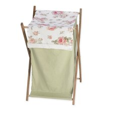 <strong>Sweet Jojo Designs</strong> Riley's Roses Laundry Hamper