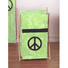 <strong>Sweet Jojo Designs</strong> Peace Laundry Hamper