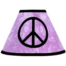 <strong>Sweet Jojo Designs</strong> Peace Purple Collection Lamp Shade