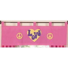 <strong>Sweet Jojo Designs</strong> Groovy Curtain Valance