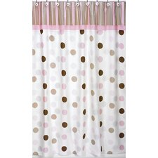 Mod Dots Shower Curtain