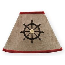 "10"" Pirate Treasure Cove Lamp Shade"