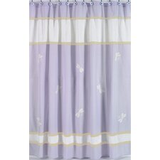 <strong>Sweet Jojo Designs</strong> Dragonfly Dreams Shower Curtain