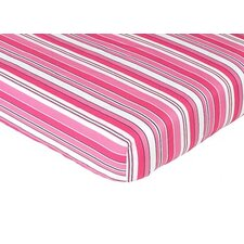 Madison Fitted Crib Sheet