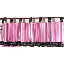 <strong>Sweet Jojo Designs</strong> Madison Curtain Valance