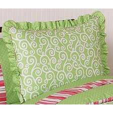 <strong>Sweet Jojo Designs</strong> Olivia Standard Pillow Sham