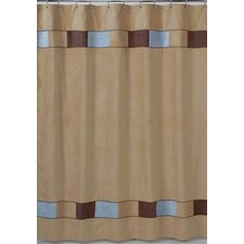 <strong>Sweet Jojo Designs</strong> Soho Microsuede Shower Curtain
