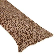 Cheetah Pink Body Pillowcase