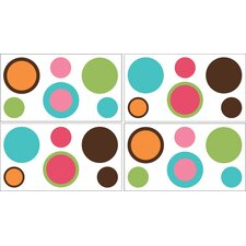 Deco Dot Collection Wall Decal Stickers