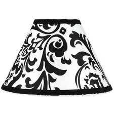 <strong>Sweet Jojo Designs</strong> Isabella Black and White Collection Lamp Shade