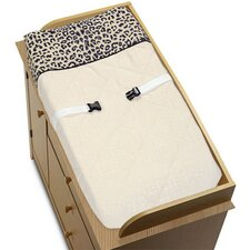 Animal Safari Collection Changing Pad Cover