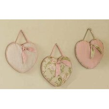 <strong>Sweet Jojo Designs</strong> Annabel Collection Wall Hangings