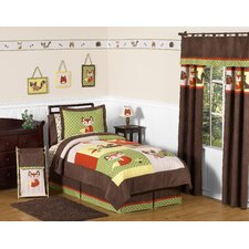 <strong>Sweet Jojo Designs</strong> Forest Friends 4 Piece Twin Bedding Set