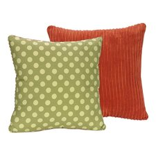 Forest Friends Decorative Pillow