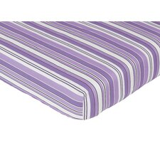 Kaylee Fitted Crib Sheet