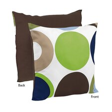 Designer Dot Decorative Pillow
