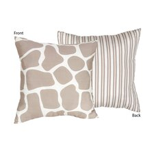 Giraffe Decorative Pillow