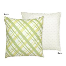 Leap Frog Decorative Pillow