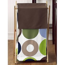 <strong>Sweet Jojo Designs</strong> Designer Dot Laundry Hamper