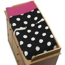 Hot Dot Collection Changing Pad Cover