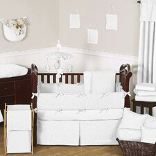 Diamond Crib Bedding Collection
