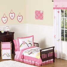 Song Bird Toddler Bedding Collection