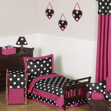 <strong>Sweet Jojo Designs</strong> Hot Dot Toddler Bedding Collection
