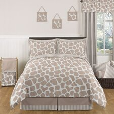 <strong>Sweet Jojo Designs</strong> Giraffe Bedding Collection 5 Piece Set