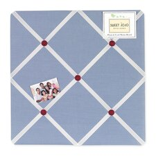 <strong>Sweet Jojo Designs</strong> Come Sail Away Collection Memo Board