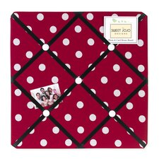 <strong>Sweet Jojo Designs</strong> Little Ladybug Collection Memo Board